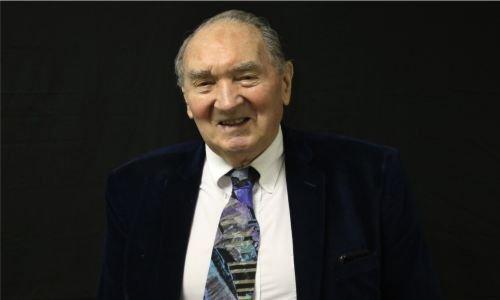 Bill Phillis Bible Class teacher