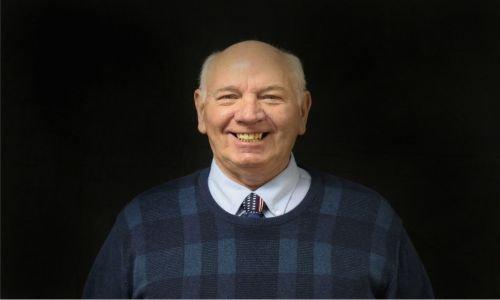 Jim Hatfield Bible Class teacher