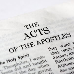 2021 Bible Bowl Book of Acts
