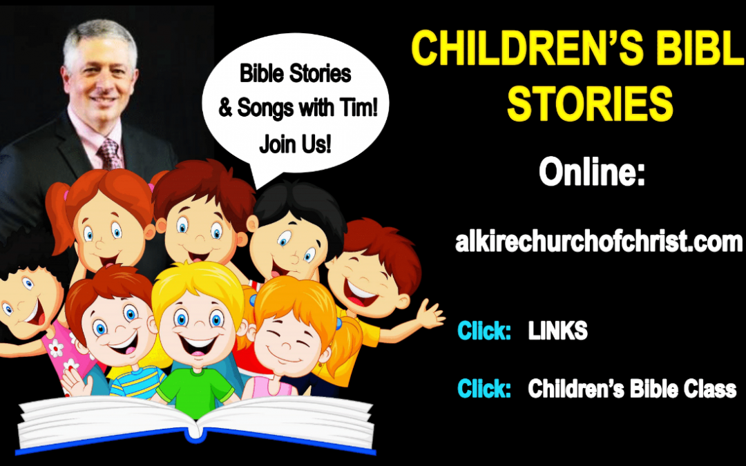 Bible Busters for Children